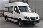 豪沃JK6600HBEV客车(纯电动10-18座)