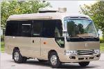 金旅XML5050XLJ25旅居车(柴油国五10-19座)