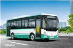 长江FDE6100PBABEV06公交车(纯电动13-37座)