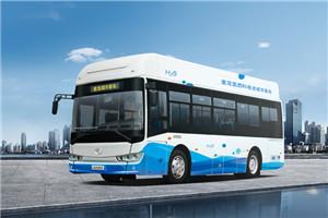金龙城市之光XMQ6850公交车