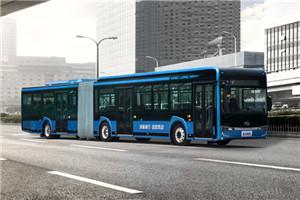 金龙BRT系列XMQ6180公交车
