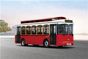 金龙铛铛车XMQ6105公交车
