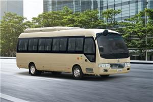 金龙龙悦XMQ6806公交车