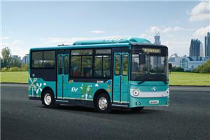 金龙XMQ6650微循环公交车