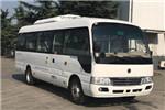 申龙SLK6750GFCEVZ客车(氢燃料电池10-19座)