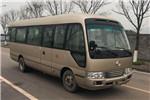 黄海DD6701K01F客车(柴油国五10-23座)