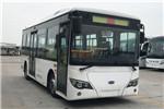 南京金龙NJL6100BEV54公交车(纯电动19-37座)