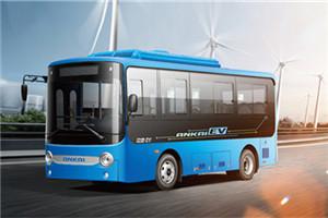安凯G6系列HFF6650公交车