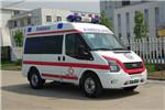 女神JB5040XJHJL5救护车(柴油国五3-7座)