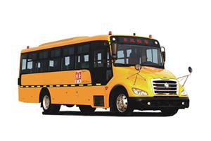 东风旅行车DFA6978校车