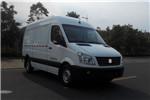 中车电动TEG5050XXYEV02厢式运输车(纯电动3座)