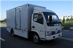 中车电动TEG5041XXYEV02厢式运输车(纯电动2座)