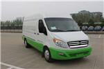 安凯HFF5041XXYEV1厢式运输车(纯电动3座)