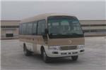 晶马JMV6701BEV客车(纯电动10-23座)