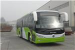 福田欧辉BJ6127C8BTB-1公交车(天然气国五24-46座)