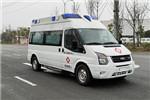 中车电动TEG5040XJH01救护车(柴油国五6-8座)