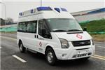 中车电动TEG5040XJH02救护车(柴油国六6-8座)