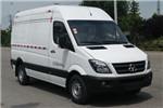 舒驰YTK5040XXYEV14厢式运输车(纯电动2-3座)