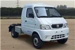 扬子江WG5030ZXXBEV车厢可卸式垃圾车(纯电动2座)