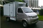扬子江WG5035XLCBEV冷藏车(纯电动2座)