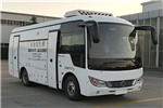 申龙SLK5080XSH售货车(柴油国五2座)