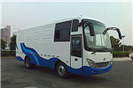 少林SLG5130XXYC5E厢式运输车(柴油国五2-6座)