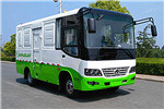 少林SLG5040XXYC5E厢式运输车(柴油国五2-6座)