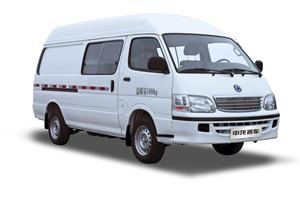 申龙SLK5030物流运输车