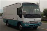 东风超龙EQ5042XXYTV厢式运输车(柴油国五2-3座)