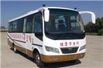东风超龙EQ5070XYLTV体检医疗车(柴油国五2-8座)