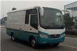 东风超龙EQ5046XXYT6D厢式运输车(柴油国六2-3座)