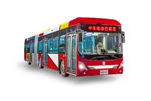 中车电动V18铰接公交车
