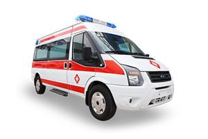 中车电动救护车