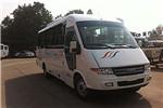 南京依维柯NJ6765LC客车(柴油国五24座)