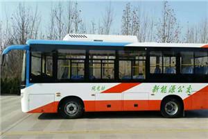 齐鲁BWC6700公交车