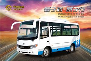 齐鲁BWC6605客车