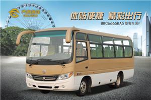 齐鲁BWC6665客车