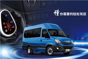 南京依维柯欧胜商瑞M2-33S客车
