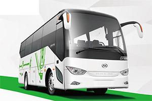 安凯HFF6109纯电动客车