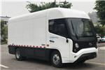 五洲龙FDG5040XXYEV1厢式运输车(纯电动2座)