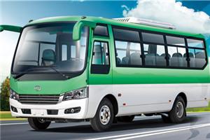 安凯C7系列6669公交车