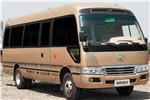 海格KLQ5061XJCE51检测车(柴油国五12座)