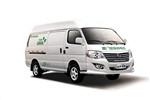 金旅XML5036XXYEVW01厢式运输车(纯电动2座)