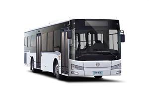 金旅川流XML6125公交车