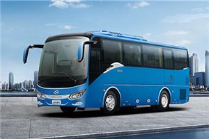 金龙捷冠3T系列XMQ6905客车