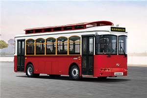 金龙铛铛车XMQ6860公交车
