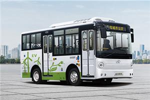 金龙XMQ6605微循环公交车