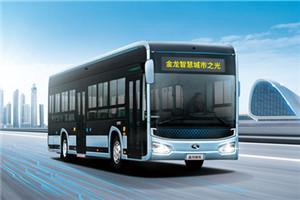 金龙智慧城市之光XMQ6105公交车