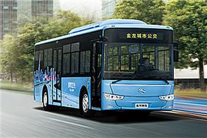 金龙城市之光XMQ6119公交车