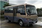 金龙XMQ6608AGD5公交车(柴油国五10-19座)